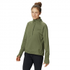 Mountain Hardwear Women ' S Norse Peak Pullover - Light Army
