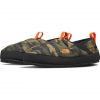 The North Face Youth Thermal Tent Mules Ii Slippers - Burnt Olive Green Woodland Camo