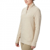 Columbia Women ' S By The Hearth Long Sleeve Pullover - Chalk