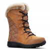 Columbia Women ' S Ice Maiden Ii Winter Boot - Elk / Black