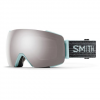 Smith Men ' S I / O Mag Snow Goggle - Pale Mint / Chromapop Sun Platinum Mirror