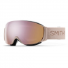 Smith Women ' S I / O Mag S Snow Goggle - Tusk / Chromapop Everyday Rose Gold Mirror