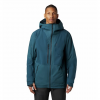 Mountain Hardwear Men ' S Cloud Bank Gore - Tex Jacket - Icelandic
