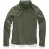 The North Face Women ' S Canyonlands 1 / 4 Zip Fleece - New Taupe Green