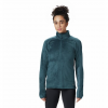 Mountain Hardwear Women ' S Monkey Fleece Pullover - Icelandic