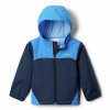 Columbia Toddler Glennaker Rain Jacket - Cypress / Grill