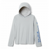 Columbia Youth Pfg Terminal Tackle Hoodie - 019coolgry