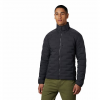 Mountain Hardwear Men ' S Super / Ds Down Jacket - Void