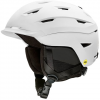 Smith Men ' S Level Mips Snowsports Helmet - Matte White