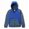 Columbia Boy ' S Youth S ' More Adventure Hybrid Hoodie - 478dkmtn