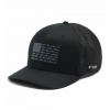 Columbia Pfg Mesh Ball Cap Xxl - Black