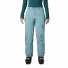 Mountain Hardwear Women ' S Cloud Bank Insulated Gore - Tex Pant - Peak Blue