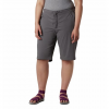 Columbia Women ' S Anytime Outdoor Long Short ( Extended Sizes ) - 023citygry