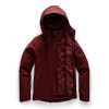 The North Face Women ' S Carto Triclimate Jacket - Deep Garnet Red