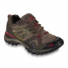 The North Face Men ' S Hedgehog Fastpack Gore - Tex Hiking Shoe - Coffee Brown / Rosewood Red