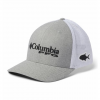 Columbia Pfg Mesh Ball Cap - Cool Grey Heather