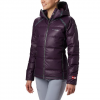 Columbia Women ' S Outdry Ex Alta Peak Down Jacket - Black Cherry Heather