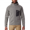 Mountain Hardwear Men ' S Hatcher Full Zip Hoody - Manta Grey