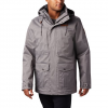 Columbia Men ' S Horizons Pine Interchange Jacket ( Extended Sizes ) - City Grey