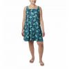 Columbia Women ' S Pfg Freezer Iii Dress - Plus Size - Dolphin Vacay