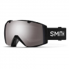 Smith I / O Snow Goggle - Black / Chromapop Platinum Sun Mirror