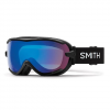 Smith Women ' S Virtue Snowsports Goggle - Black / Chromapop Storm Rose Flash