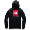 The North Face Women ' S Red Box Pullover Hoodie - Tnf Black / Tnf Red