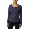 Columbia Women ' S Canyon Point Henley - Nocturnal