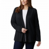 Columbia W Essential Elements Cardigan Plus Sizes - Nocturnal