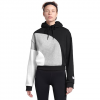 The North Face Women ' S Luminous Flux Pullover Hoodie - Black / Grey