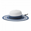 Columbia Women ' S Global Adventure Packable Hat Ii - White / Nocturnal