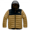 The North Face Youth Boy ' S Reversible Perrito Jacket - British Khaki