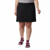 Columbia Women ' S Saturday Trail Skort ( Extended Sizes ) - Black