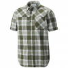Columbia Men ' S Thompson Hill Yarn Dye Short Sleeve Shirt - 440bluesky