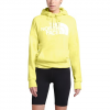 The North Face Women ' S Half Dome Pullover Hoodie - Stinger Yellow