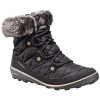 Columbia Women ' S Heavenly Shorty Omni - Heat Boot - Black / Kettle
