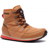 Columbia Women ' S Wheatleigh Shorty Boot - Elk / Daredevil