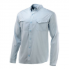 Huk Men ' S Tide Point Long Sleeve Shirt - Pleinair