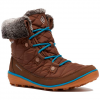 Columbia Women ' S Heavenly Shorty Omni - Heat Boot - Espresso Mhw / Deep Ocean