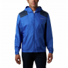Columbia Men ' S Flashback Windbreaker Jacket - Cool Grey