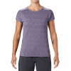 Mountain Hardwear Women ' S Mighty Stripe Short Sleeve Tee - 549dustedsky