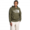 The North Face Men ' S Half Dome Pullover Hoodie - Burnt Olive