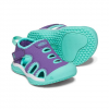 Keen Youth Toddler Stingray Sandal - Royal Purple / Cockatoo