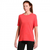 The North Face Women ' S Workout Short - Sleeve - Cayenne Red