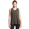 The North Face Women ' S Workout Muscle Tank - New Taupe Green