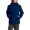 The North Face Men ' S Carto Triclimate Jacket - Flag Blue / Tnf Blue