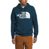 The North Face Men ' S Half Dome Pullover Hoodie - Blue Wing Teal