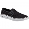 Columbia Men ' S Spinner Vent Moc Shoes - Collegiate Navy / Aqua Blue