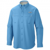 Columbia Men ' S Pfg Low Drag Offshore Long Sleeve - Cool Grey