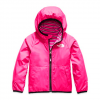 The North Face Toddler Reverseable Breezeway Wind Jacket - Mr Pink